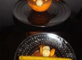 mousse chocolat acidulée glacée
